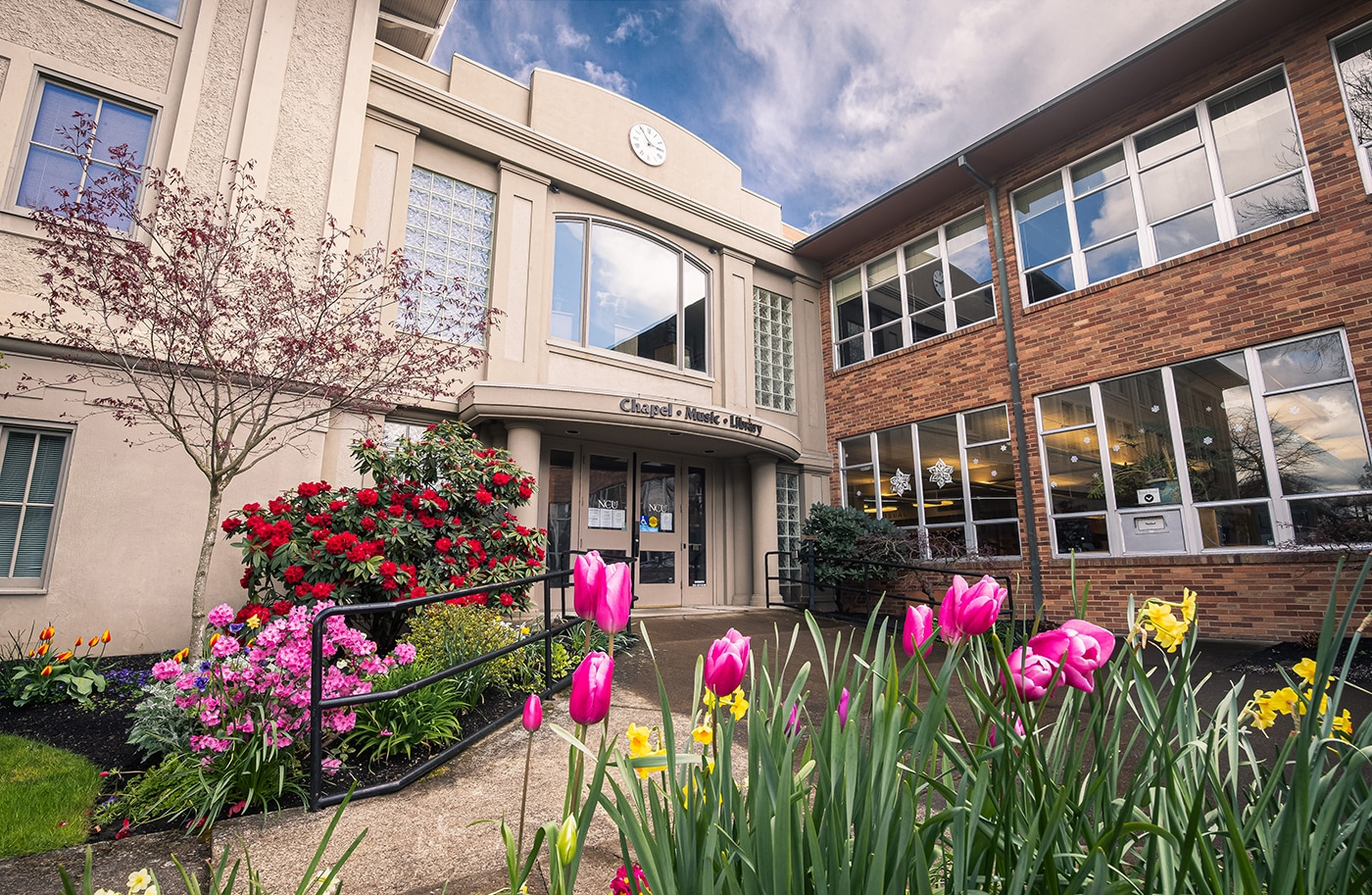 The center of faith, wisdom and service at Bushnell University